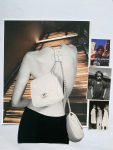 45. COLLAGE CHANEL BAGS--1